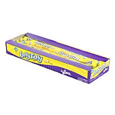 Laffy Taffy Ropes Banana Tray Of