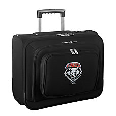 Denco Sports Luggage Rolling Overnighter With