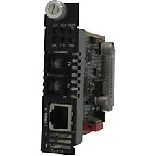 Perle C 110 S2SC20 Media Converter