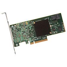 LSI Logic SAS 9300 4i SGL