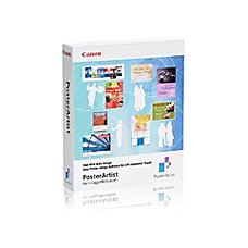 Canon PosterArtist Complete Product 1 License