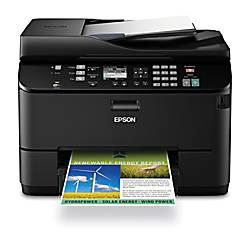 Epson® WorkForce® Pro WP-4530 Inkjet All-In-One Printer, Copier, Scanner, Fax
