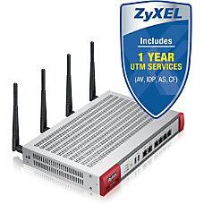 ZyXEL USG60W Next Generation USG 11n