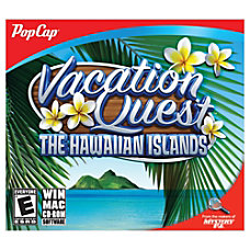 Vacation Quest The Hawaiian Islands Traditional