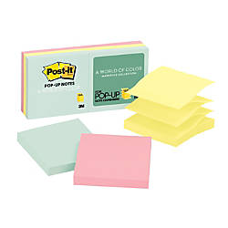 Post it Pop up Notes 3