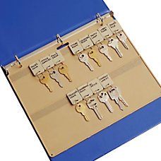 STEELMASTER File Drawer 22 Key Panel