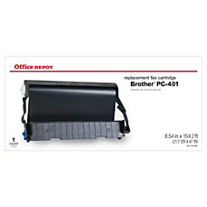 Office Depot Brand 401B Brother PC