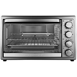 Black Decker 9 Slice Rotisserie Oven