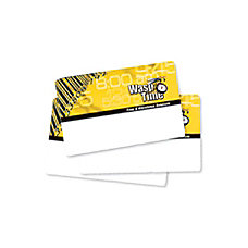 Wasp Employee Time Card