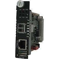 Perle C 110 S2LC20 Media Converter