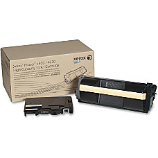 Xerox 106R01535 High Yield Black Toner