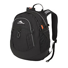 High Sierra Fatboy Backpack Black