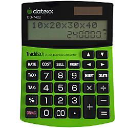 Datexx TrackBack DD 7422 2 Line