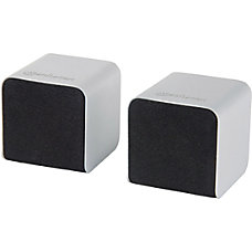 Manhattan Lyric Duo Wireless Stereo Speakers