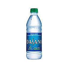 Dasani Water 169 Oz Bottles Pack