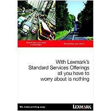 Lexmark LexOnSite Repair 3 Year Service