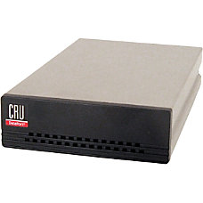 CRU DataPort 25 DP25 Drive Enclosure