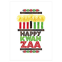 Personalized Holiday Cards Happy Kwanzaa 5
