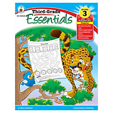 Carson Dellosa Third Grade Essentials Book