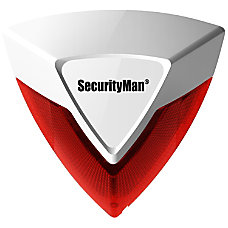 SecurityMan Add on Wireless Indoor Siren