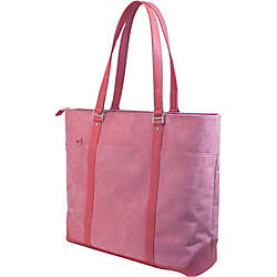 Mobile Edge 154 Tote Pink Faux