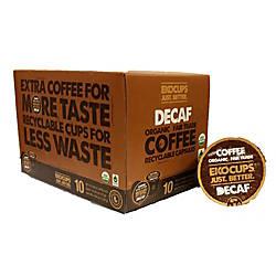 EkoCups Artisan Organic Coffee K Cup