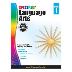 Carson Dellosa Spectrum Language Arts Workbook