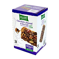 Kashi Chocolate Almond Sea Salt With