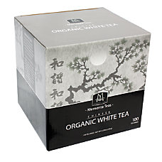 Mementa Organic White Tea 8 Oz