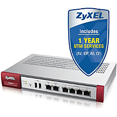 ZyXEL USG60 Next Generation USG Firewall