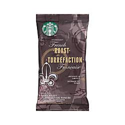 Starbucks French Roast Ground Coffee Box