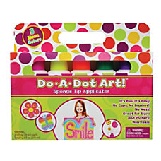Do A Dot Art Fluorescent Sponge