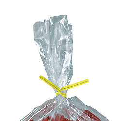 Partners Brand Plastic Twist Ties 532
