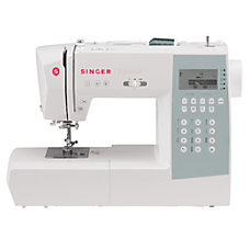 Singer Signature 9340 Sewing Machine White