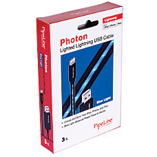 PipeLine Photon Lightning Cable 3 Blue
