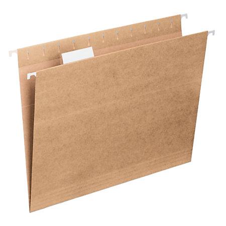 Smead hanging file folders letter size 100percent recycled for Smead letter size file folders