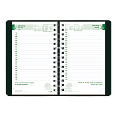 Brownline EcoLogix Daily Planner FSC Certified
