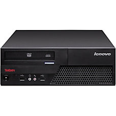Lenovo ThinkCentre M58p 6137CH4 Desktop Computer