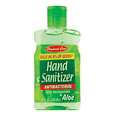Personal Care Antibacterial Hand Sanitizer With