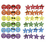 TREND Stinky Stickers Smiles And Stars