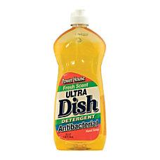 PowerHouse Antibacterial Dish Washing Detergent 25