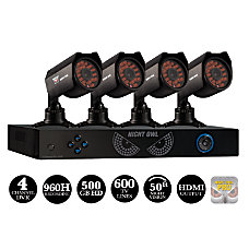 Night Owl 4 Channel DVR HDMI