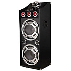 Supersonic 20 Speaker System 180 W