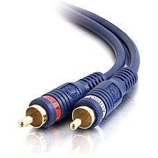C2G 35ft Velocity RCA Stereo Audio