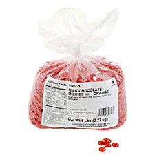 Milkies Milk Chocolates 5 Lb Orange