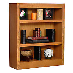 Concepts In Wood Bookcase 3 Shelves