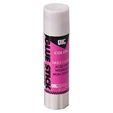 OIC Disappearing Color Glue Stick 0280