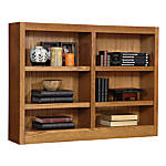 Concepts In Wood Double Wide Bookcase