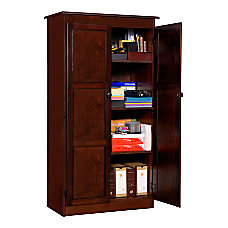 Concepts In Wood Storage Cabinet 30