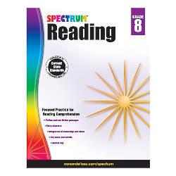 Carson Dellosa Spectrum Reading Workbook Grade
